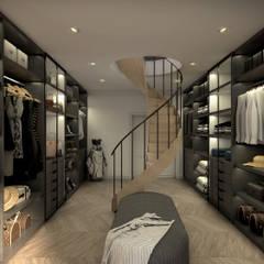 Belas: Closets  por MRS - Interior Design