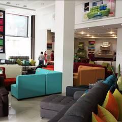 LOCAL: Salas de estilo asiático por SOFAMEX ONLINE