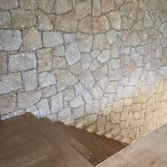 House IA | Barcelos: Paredes  por Cláudia Pinto Silva . arquitecta