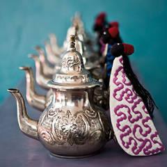 Bonhomme Griffschutz für Teekannen: ausgefallene Esszimmer von Petit Pont