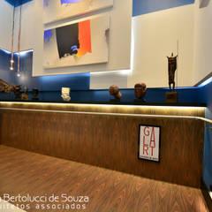 Espaço Galart - Mostra Elite Design: Escadas  por Tania Bertolucci  de Souza  |  Arquitetos Associados