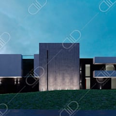 Algonquin:  Houses by Design Studio AiD