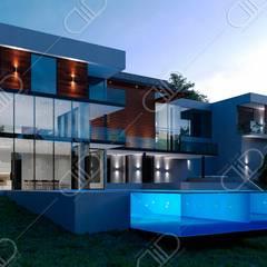 Algonquin:  Houses by Design Studio AiD,