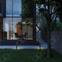 Plateau:  Houses by Design Studio AiD