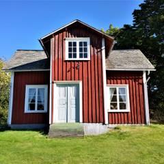 Ferienhaus in Schweden:  Holzhaus von Tanja Mason Fotografie