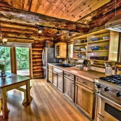 Ferienhäuser in Szene gesetzt:  Küchenzeile von Tanja Mason Fotografie