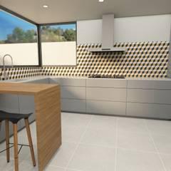 Kitchen Design: Cozinhas  por No Place Like Home ®