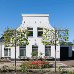 Karakterestieke villa aan de plassen:  Villa door Architectenbureau Atelier3