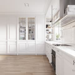 :  Küche von Tobi Architects