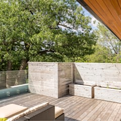 Avenue Road Residence:  Patios & Decks by Flynn Architect
