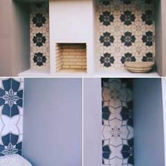 Casas das Estrelícias por ® PERFIL┳ Arquitectura Moderno
