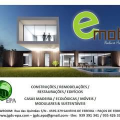 Maisons préfabriquées de style  par JGDS-EPA - CASAS MODULARES
