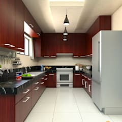 Modern Kitchen Design Ideas Inspiration Pictures Homify