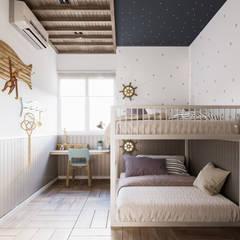 Kinderzimmer von P.A.U Design