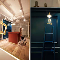 Atelier ( 아뜰리애 홍선생 미술 ): 원더러스트의  서재 & 사무실
