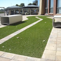 various projects:  Garden by Lemontree Landscape architecture and Design, Minimalist