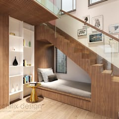Stairs by Công Ty TNHH Archifix Design