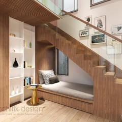 Tangga by Công Ty TNHH Archifix Design