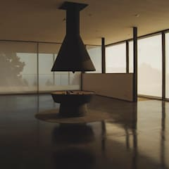 Casa Pati O: Livings de estilo  por 2712 / asociados