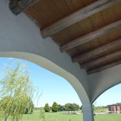 Projekty,  Dach zaprojektowane przez Estudio Dillon Terzaghi Arquitectura