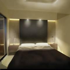DORMITORIOS: Dormitorios de estilo  por Aida Tropeano & Asoc.