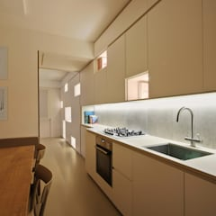 Built-in kitchens by JFD - Juri Favilli Design