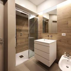 Baños de estilo  por JFD - Juri Favilli Design, Escandinavo Azulejos