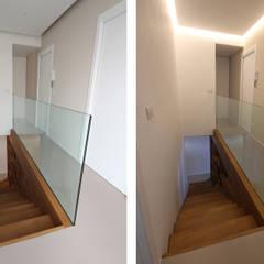 Escaleras de estilo  por JFD - Juri Favilli Design,