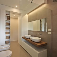 scandinavian Bathroom by JFD - Juri Favilli Design