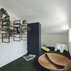 KOKORO MODEL: FANFARE CO., LTDが手掛けた子供部屋です。