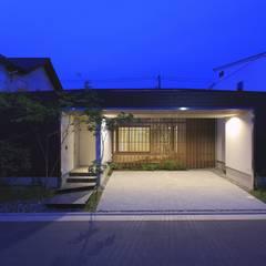 KOKORO MODEL: FANFARE CO., LTDが手掛けた木造住宅です。,オリジナル