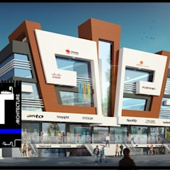Commercial Spaces by ARCHITECTS KT INDIA GROUP,