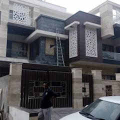 Binnendeuren door Architect Kaushal Thakur Group