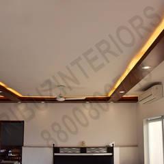 Wände von Tribuz Interiors Pvt. Ltd.