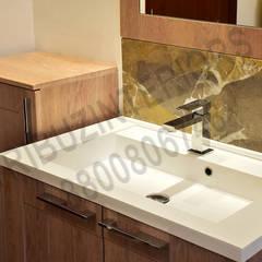 klassische Badezimmer von Tribuz Interiors Pvt. Ltd.