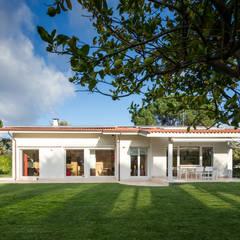 Countryside Villa: Case in stile in stile Moderno di Officina29_ARCHITETTI