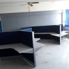 Conference Centres by Crea Oficinas Ltda