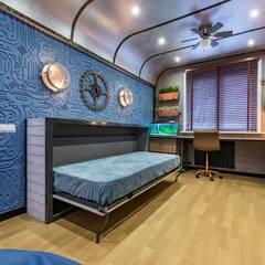Boys Bedroom by Школа Ремонта