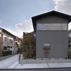 北大和の家: ニュートラル建築設計事務所が手掛けた一戸建て住宅です。