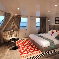 apartament: styl , w kategorii Jachty i motorówki zaprojektowany przez oshi pracownia projektowa