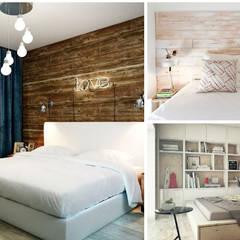 : ausgefallene Schlafzimmer von homify