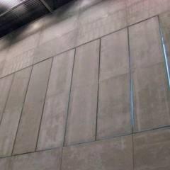 SARGRUP İNŞAAT VE ENERJİ LTD.ŞTİ. – Akustik fibercement:  tarz Duvarlar,