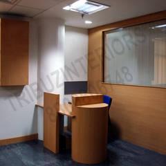 Office buildings by Tribuz Interiors Pvt. Ltd., Modern