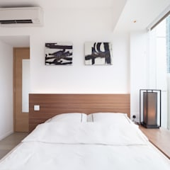 Cherry Crest:  Bedroom by Clifton Leung Design Workshop