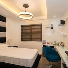 Tagaytay Southridge Estates:  Bedroom by TG Designing Corner ,