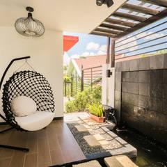 Tagaytay Southridge Estates:  Garden by TG Designing Corner