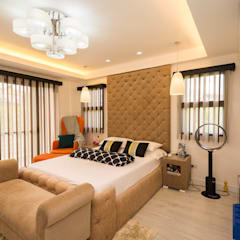 Tagaytay Southridge Estates:  Bedroom by TG Designing Corner