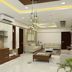 Dining room by shree lalitha consultants