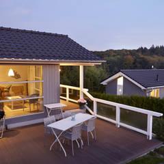 Interior-Fotografie: Skandinavisches Wohnen:  Terrasse von Oliver Kuty Photography