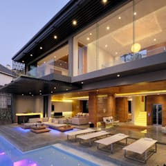 House Kloof Bantry Bay, Cape Town:  Patios by KMMA